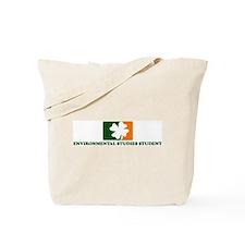 Irish ENVIRONMENTAL STUDIES S Tote Bag