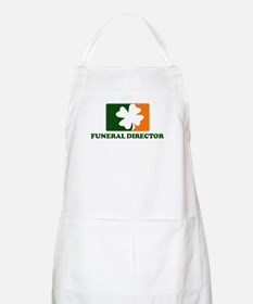 Irish FUNERAL DIRECTOR BBQ Apron
