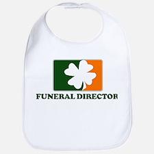 Irish FUNERAL DIRECTOR Bib