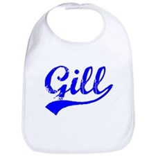 Vintage Gill (Blue) Bib