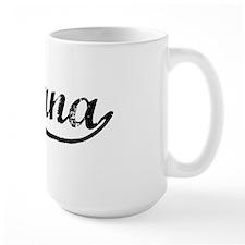 Vintage Tijuana (Black) Mug