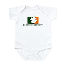 Irish FORENSICS STUDENT Infant Bodysuit