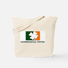 Irish COMMERCIAL DIVER Tote Bag