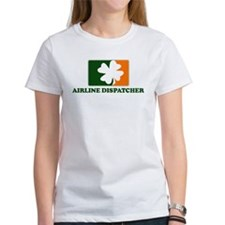Irish AIRLINE DISPATCHER Tee