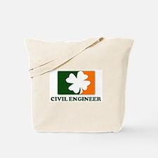 Irish CIVIL ENGINEER Tote Bag