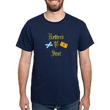 Retired Scot. T-Shirt