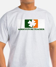 Irish AGRICULTURE TEACHER T-Shirt