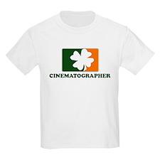 Irish CINEMATOGRAPHER T-Shirt
