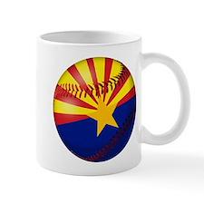 Baseball Arizona Flag Mug