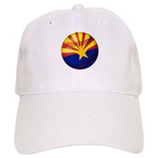 Baseball Arizona Flag Hat