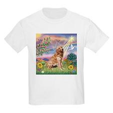 Cloud Angel / Golden T-Shirt