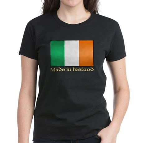 Made in Ireland Women's Dark T-Shirt