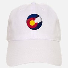 Baseball Colorado Flag Baseball Baseball Cap
