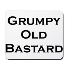 Grumpy OLD Mousepad