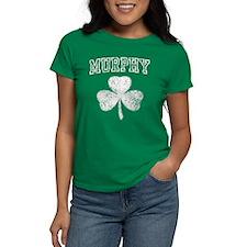Irish Murphy Shamrock Tee