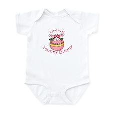Oma's Hunny Bunny GIRL Infant Bodysuit