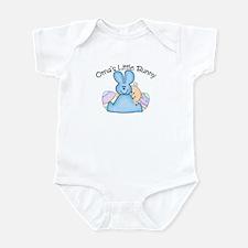 Oma's Little Bunny Boy Onesie