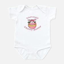 Papaw's Hunny Bunny GIRL Infant Bodysuit
