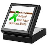 Brain Injury Month Keepsake Box
