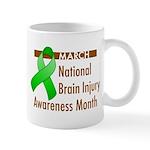 Brain Injury Month Mug