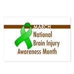 Brain Injury Month Postcards (Package of 8)