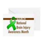 Brain Injury Month Greeting Cards (Pk of 10)