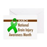 Brain Injury Month Greeting Card