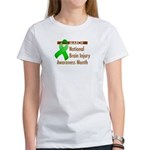 Brain Injury Month Women's T-Shirt