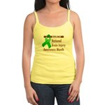 Brain Injury Month Jr. Spaghetti Tank