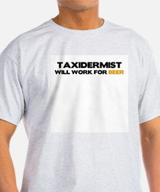 Taxidermist T-Shirt
