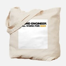 Sound Engineer Tote Bag