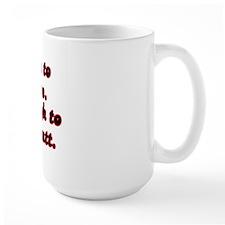 Young Enough Bubbe Mug