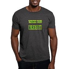 """""""Thank You Brett!"""" T-Shirt"""