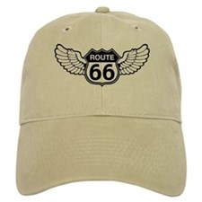 Winged 66 Baseball Cap