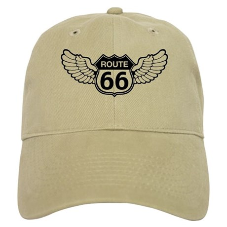 Winged 66 Cap