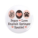 Peace Love Springer Spaniel 3.5