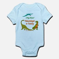 Training Paleo Infant Bodysuit