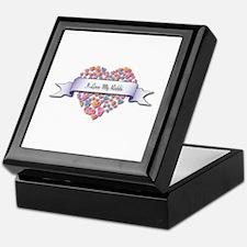 Love My Rabbi Keepsake Box