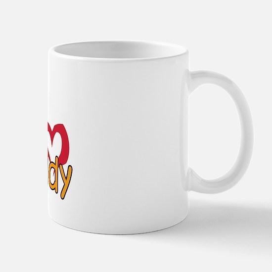Gigi is My Best Buddy Mug
