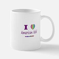 LOVE AMERICAN IDOL Mug