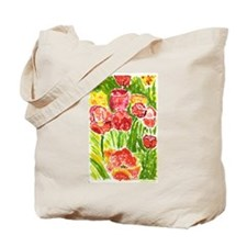 ArtEileen Flower Power Tote Bag