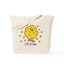 Little Chickadee Tote Bag