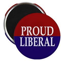 Proud Liberal Magnet
