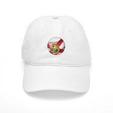 Baseball Florida Flag Baseball Cap