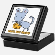 Small But Mighty Mouse Keepsake Box