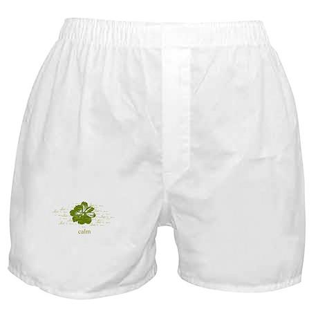 calm Boxer Shorts