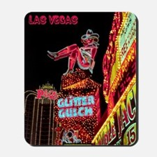 Las Vegas Nightlife Mousepad
