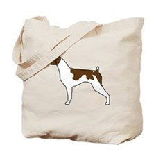 Liver Brittany Tote Bag