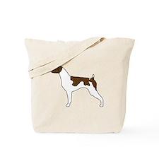 Liver Brittany Tote Bag