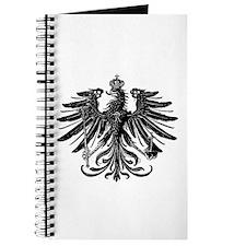 Cute Prussian Journal